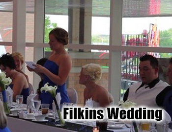 Filkins Wedding