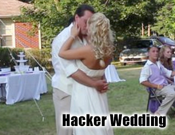 Hacker Wedding