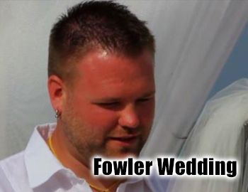 Fowler Wedding