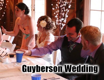 Guyberson Wedding