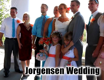 Jorgensen Wedding
