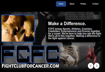 Fight Club for Cancer; http://www.fightclubforcancer.com/