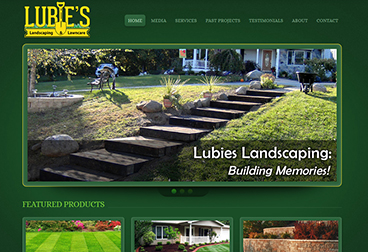 Lubie's Landscaping & Lawn Care; http://www.lubieslawncare.com/